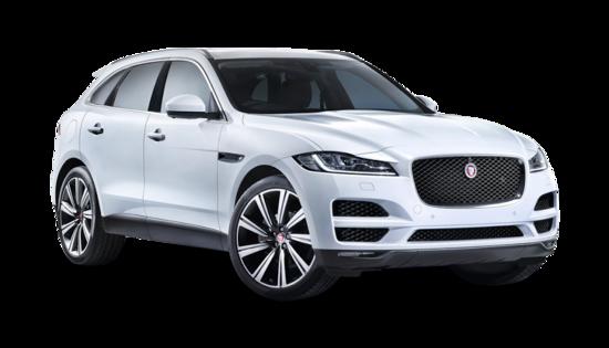 SUV de la marca Jaguar